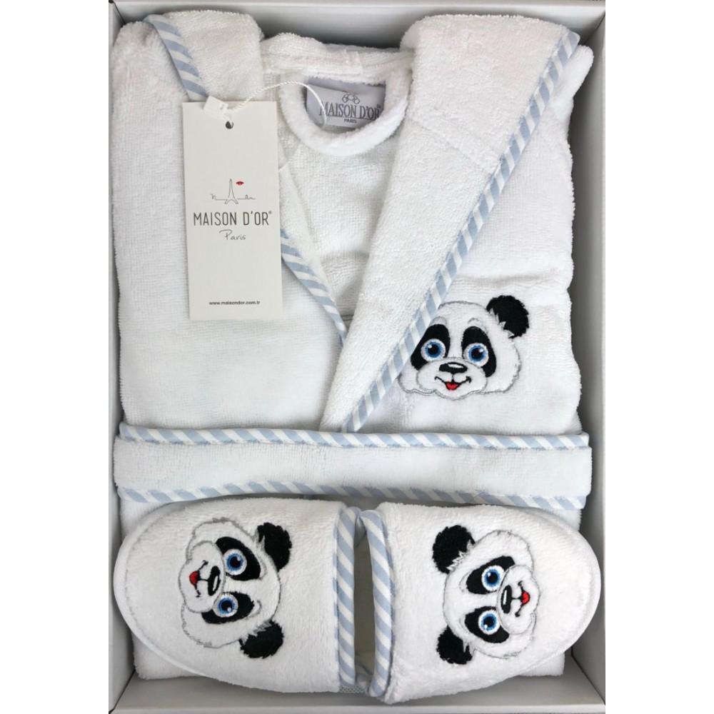 Luna Enfants Maison D'or халат для мальчика 4 года