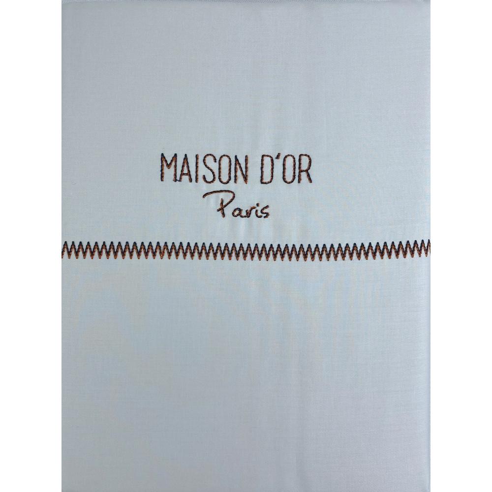 Best Model серый постельное белье Maison D'or