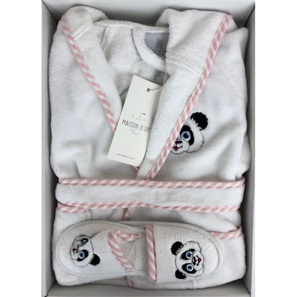 Luna Enfants Maison D'or халат для девочки 2 года